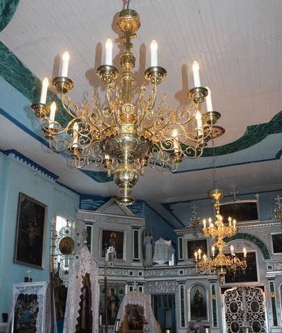 Церковь в Голдово